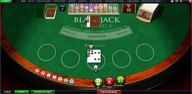 online casino black jack find casino games