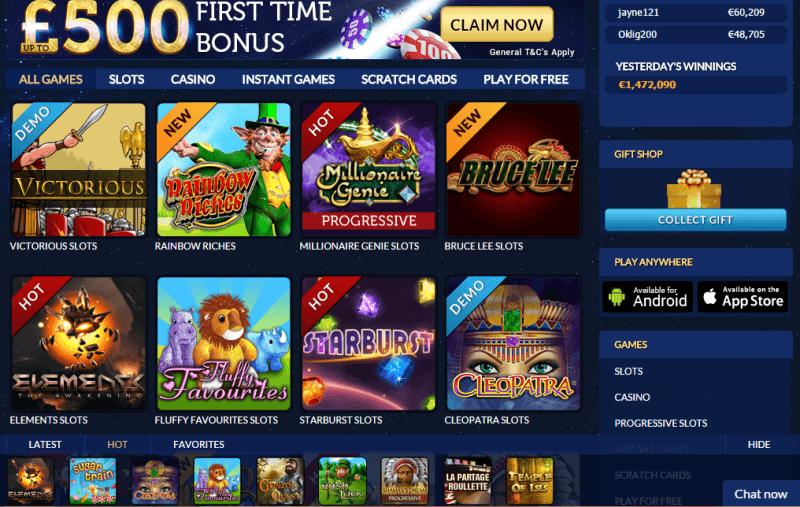 Casino games software reviews