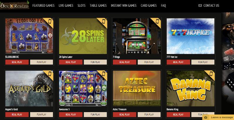 casino betting software