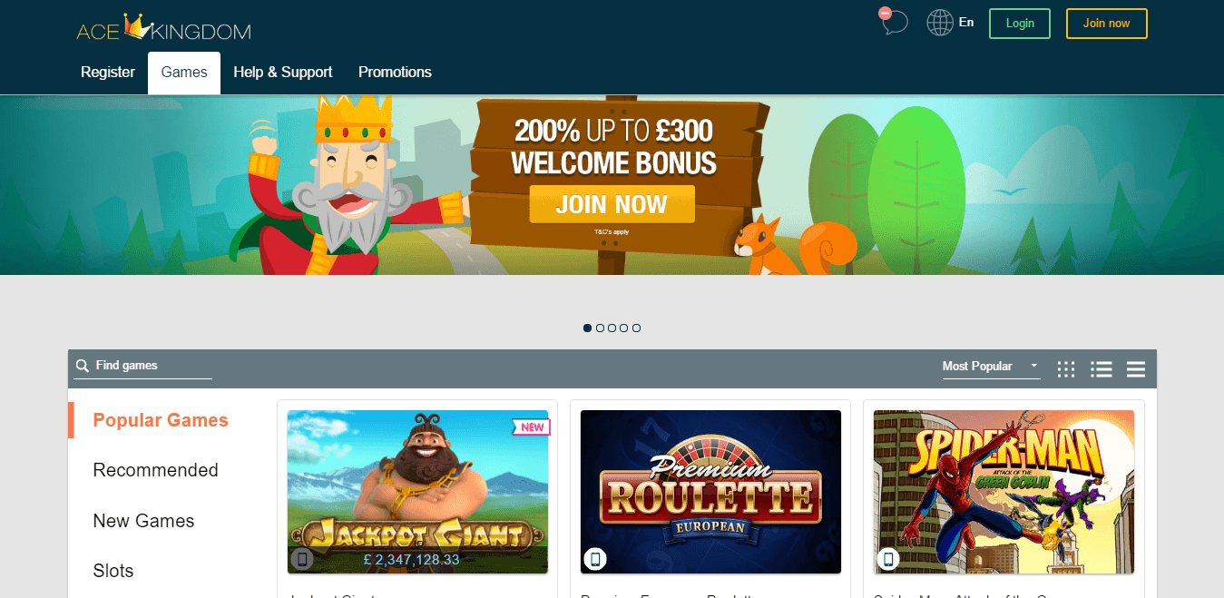 Casino.com Review - Playtech Casino Rated by Pros