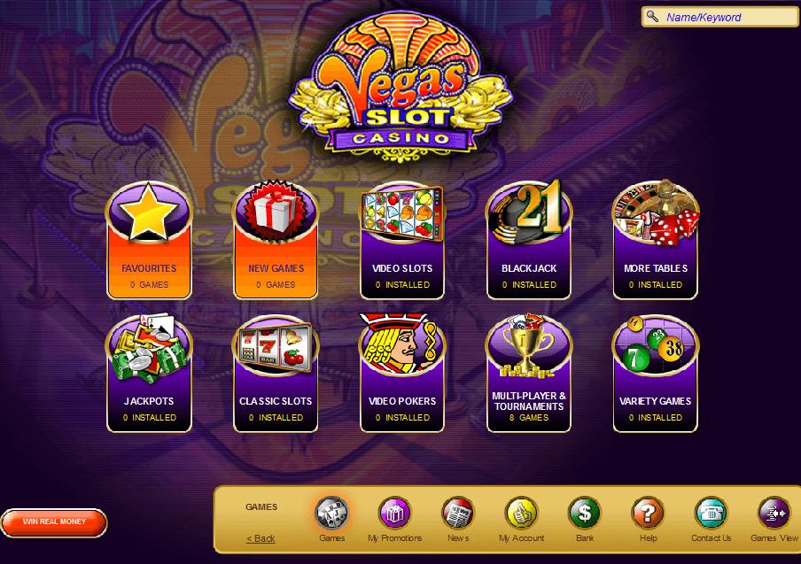 Vegas Slot Casino Review of Bonuses, Games, and Software - KeyToCasino