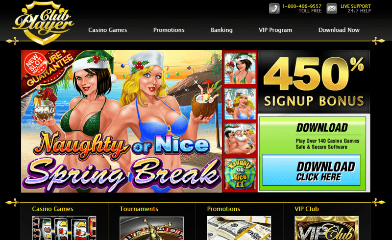 club player casino no download