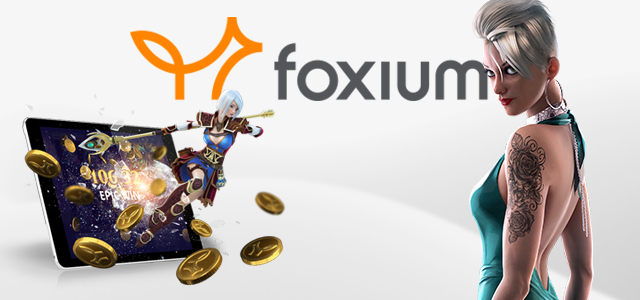 2018 is a big year for us at Foxium