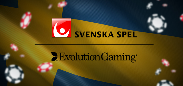 Sweden-Based Svenska Spel Integrates Evolution'S Games