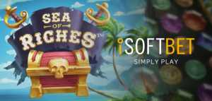 iSoftBet Presents an Exciting Marine Adventure in Sea of Riches Slot (First Brand's Game with Cluster Pays)