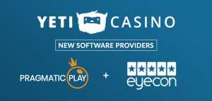 Yeti Casino Adds a New Software Providers. Who are They?