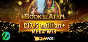 Microgaming's WowPot Was Hit! 32Red Player Won €17.5 Million