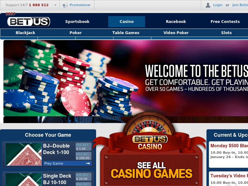 Betus casino no deposit bonus codes ny gambling law