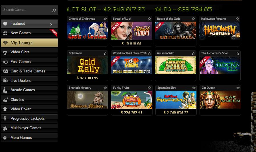 Casino tropez mobile games