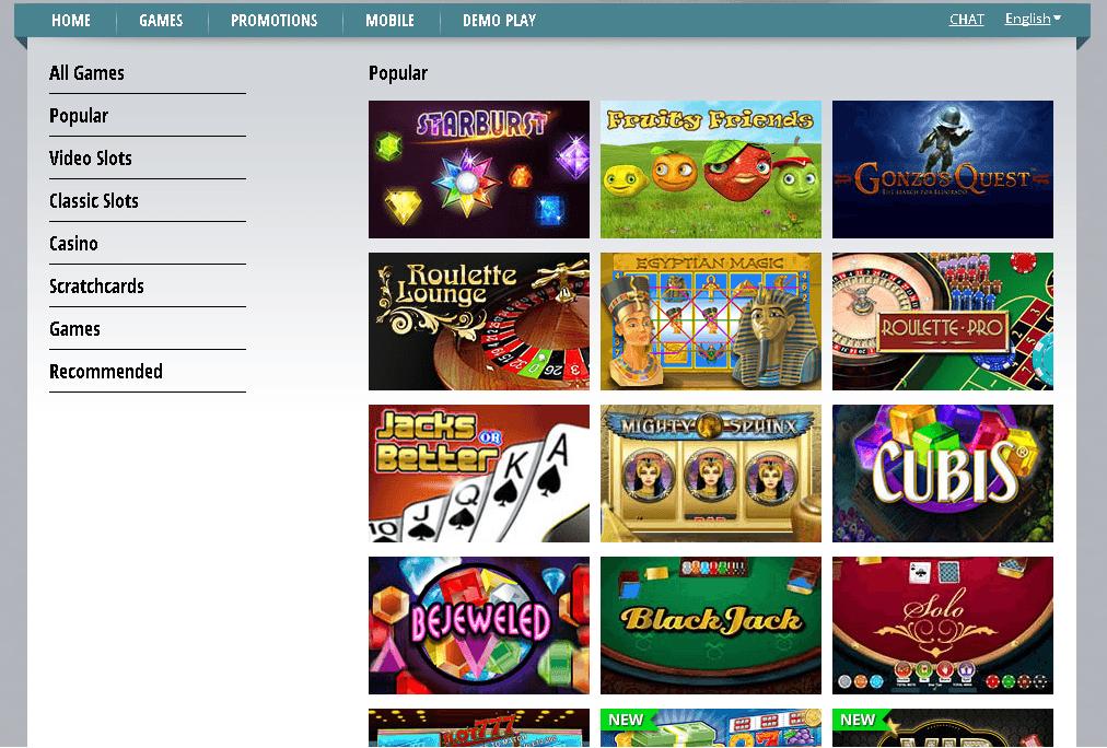 casino software companies