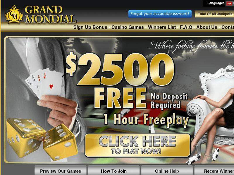 A Leader In Online Gambling