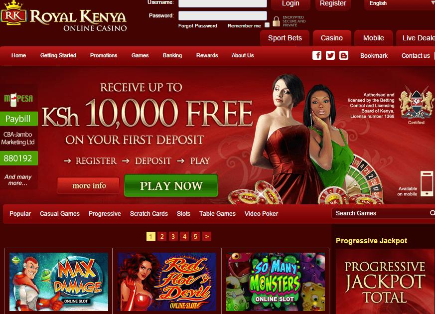 betway casino kenya