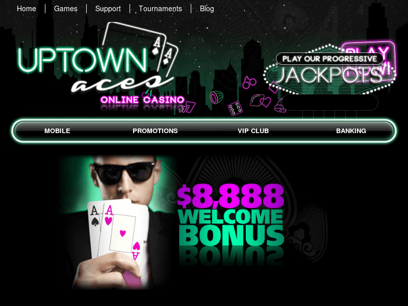Uptown Aces Casino Review – A Casino to Avoid?