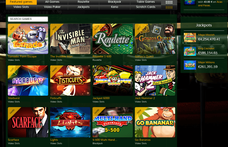 BetHard Casino Review – Online Casino Reviews