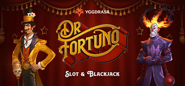 Welcome to the Show: Yggdrasil Launches Dr Fortuno Slot
