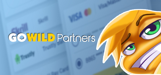 Go Wild Partners Add New Payment Method and Software Provider