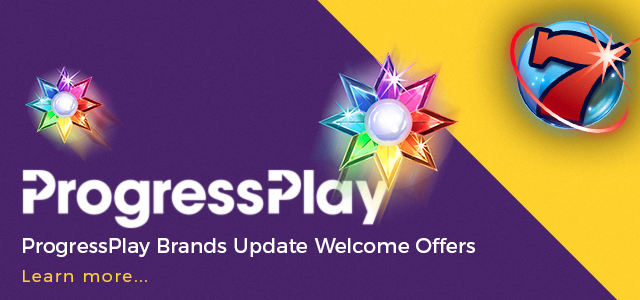 Some Casinos of ProgressPlay Group Change Their Welcome Bonuses