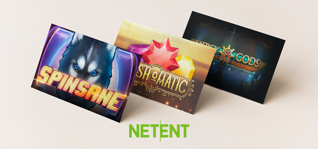 Upcoming Releases: NetEnt Presents Three Hot Slots This Summer