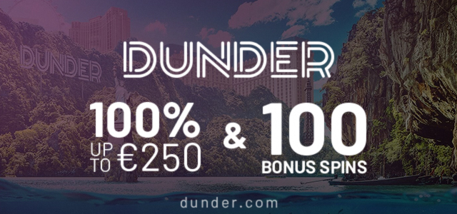 Dunder Casino Launches NEW Welcome Bonus for German Players