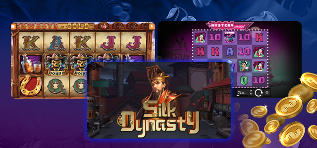 Moving Multipliers, Wins Up to 50,000x the Stake (and More) in 7 Story-Based Slots | What's New to Play at Casinos?