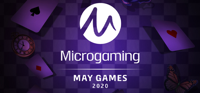 Discover Hot May Releases by Microgaming