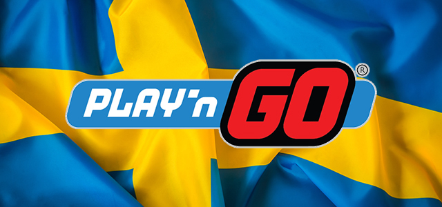 Play'n GO Continues Its Expansion on Swedish Market