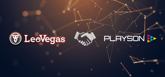 More Slots to Come: LeoVegas Integrates Playson Games