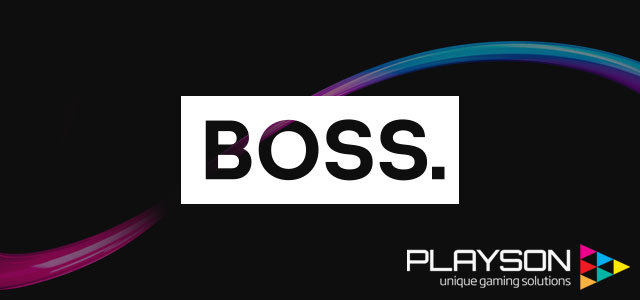 Playson Goes Live with BOSS. Gaming Solutions