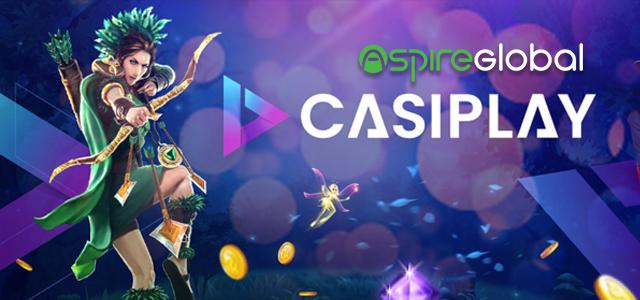 Aspire Global Launches New Casiplay Casino - Keytocasino