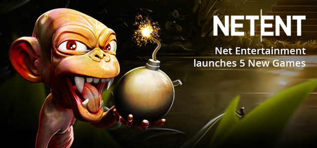 Discover 5 New Slots by Popular NetEnt Studio