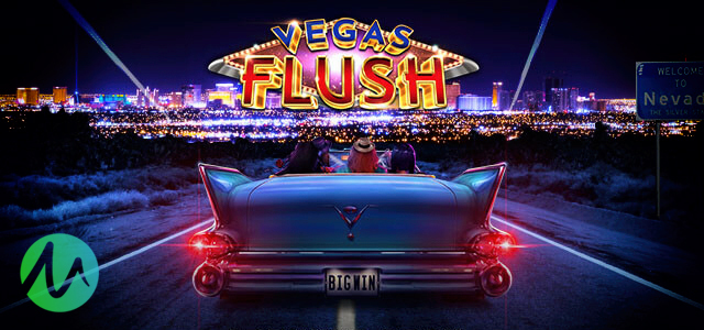 Exclusive to Buffalo Partners: Microgaming Presents New Vegas Flush Slot