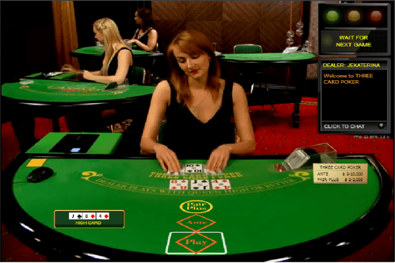3 Card Poker Games Rules Payouts And Links To Casinos