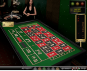 'Roulette Live' by 'Evolution Gaming'. Click the image to enlarge.