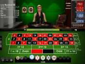 'Live Roulette' by 'Net Entertainment'. Click the image to enlarge.