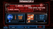 'Terminator 2' by 'Microgaming'. Click the image to enlarge.