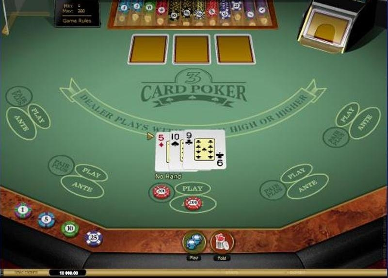 free online casino video slots poker 4 of a kind