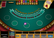 'Classic Blackjack' by 'Microgaming'. Click the image to enlarge.