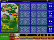 'Aces and Faces Level-Up Poker' by 'Microgaming'. Click the image to enlarge.