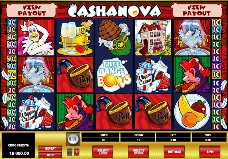 cashanova casino