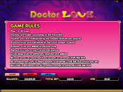 'Doctor Love' by 'Microgaming'. Click the image to enlarge.