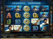 'Leagues of Fortune' by 'Microgaming'. Click the image to enlarge.
