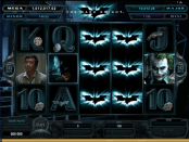 'The Dark Knight' by 'Microgaming'. Click the image to enlarge.