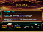'Medusa' by 'Microgaming'. Click the image to enlarge.