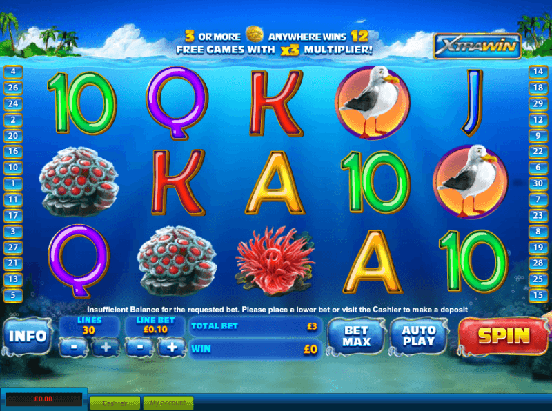 Play Dolphin Cash Slots Online at Casino.com South Africa