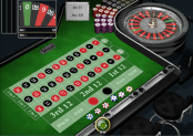 'American Roulette' by 'Playtech'. Click the image to enlarge.