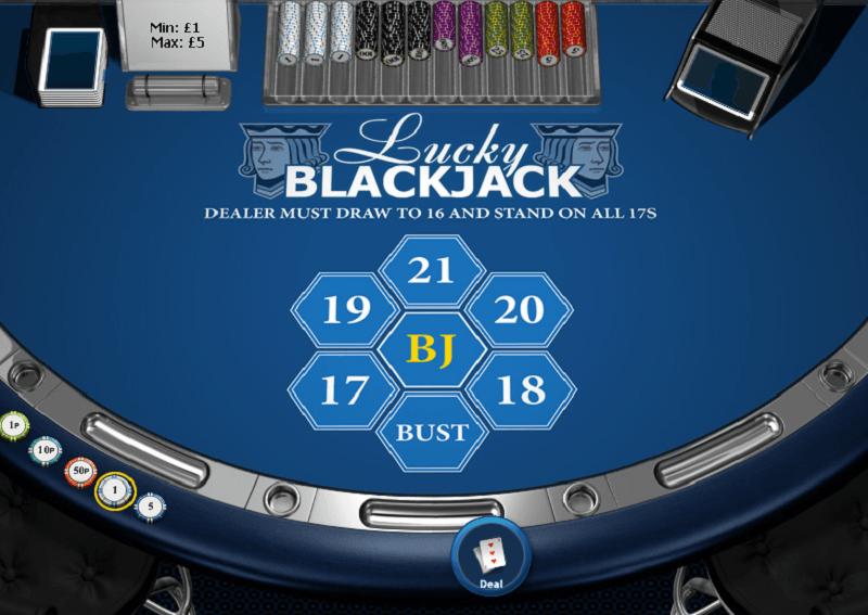 Blackjack alternative