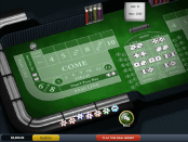 'Craps' by 'Playtech'. Click the image to enlarge.