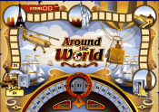 'Around the World' by 'Playtech'. Click the image to enlarge.