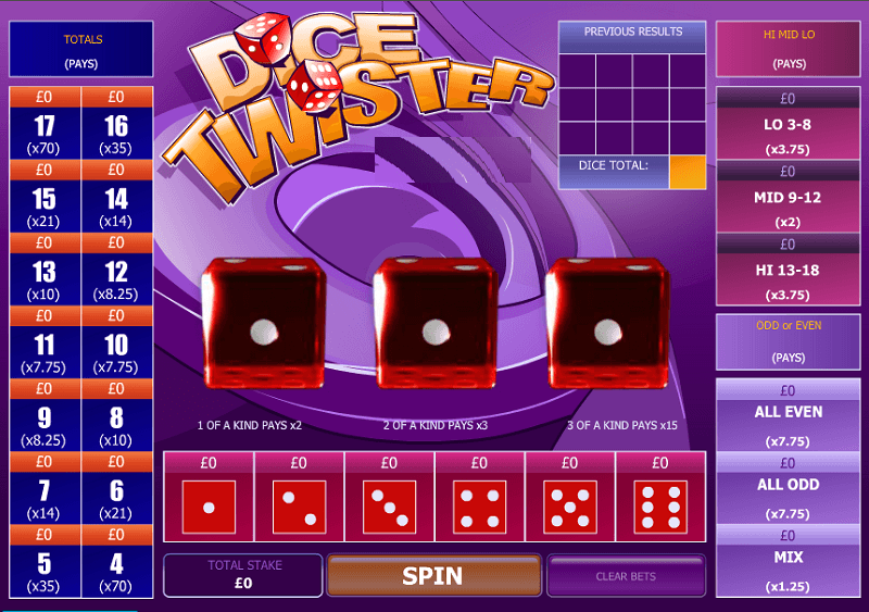 mansion online casino dice roll online