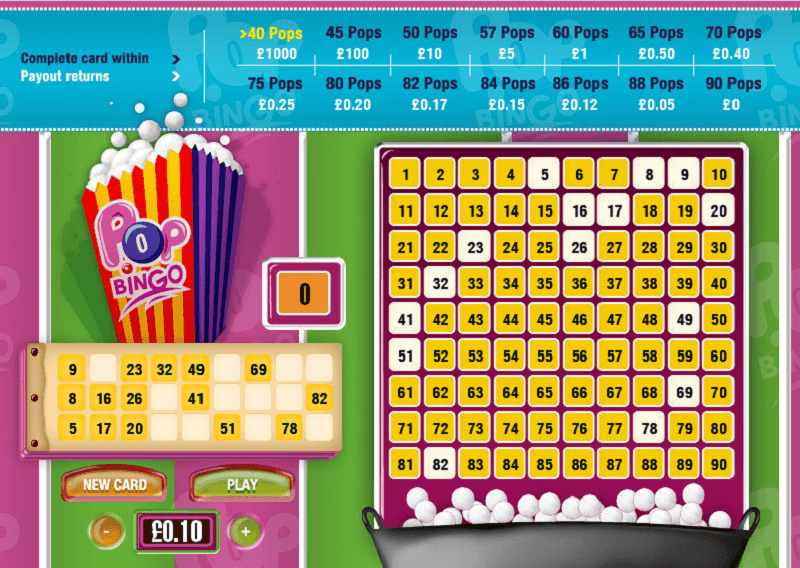 casino online list bingo kugeln